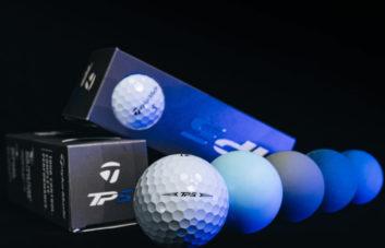 tp5 tp5x golf ball taylormade